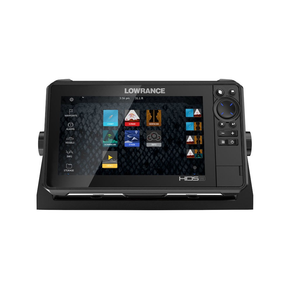 LOWRANCE HDS9 LIVE NO XD