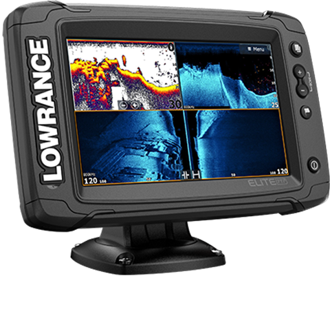 LOWRANCE ELITE 7 TI 2 NO XD